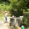 今年初のキャンプ【憩いの森公園】